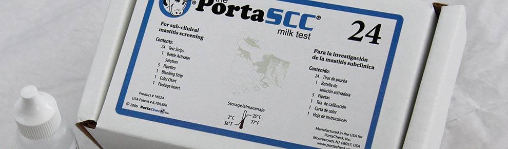 PortaSCC Milk Test