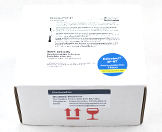 Delvotest SP-NT 100 test pack